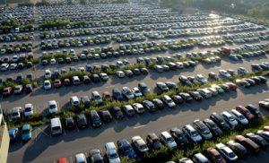 Parcheggio Aeroporto Fiumicino